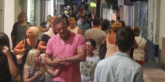 The Sitges Shopping Night 1
